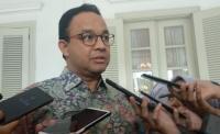 Pemilihan Wagub DKI Molor, Anies: Anggota Dewan Sedang Tunggu Hasil Pemilu