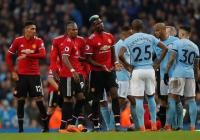5 Pertemuan Terakhir Man United dan Man City di Old Trafford
