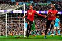 Live Streaming Man United vs Man City Dapat Disaksikan di Sini