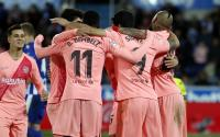 Barcelona Bisa Pastikan Trofi Liga Spanyol 2018-2019 Dini Hari Nanti