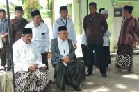 Ma'ruf Amin Tasyakuran Sukses Pilpres di Yogyakarta