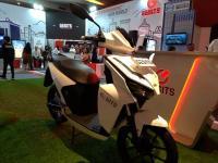 Banderol Motor Listrik Nasional Seharga Honda Vario