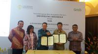 UI-Grab Komit Tingkatkan Kapabilitas Teknologi Tanah Air