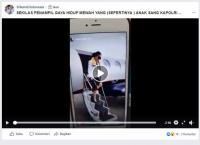 Heboh Video Kehidupan Mewah Anak Kapolri di Singapura, Ini Faktanya