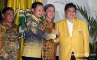 Golkar Siap Bersaing dengan PKB Berebut Kursi Ketua MPR