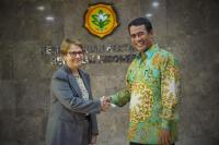 Terima Kunjungan Mentan Brazil, Indonesia Buka Peluang Ekspor Komoditas Pertanian