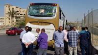 Bom Sasar Bus Wisata di Mesir, 12 Wisatawan Terluka