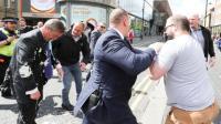 Politisi Pendukung Brexit Disiram <i>MilkShake</i> saat Kampanye