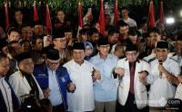 Sandiaga dan Jajaran BPN Mulai Merapat ke Kediaman Prabowo