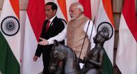 Beri Selamat ke Jokowi, PM India: Kami Bangga
