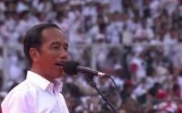 Jokowi Tokoh Terpopuler di Medsos Disusul Sandiaga Uno, Fahri Hamzah dan Rocky Gerung