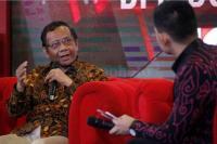 Mahfud MD: Aksi 22 Mei Ricuh Bukan Tanggung Jawab Prabowo dan Timnya, tapi Pribadi