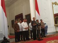 Jokowi: Situasi Masih Terkendali, Masyarakat Tak Perlu Khawatir