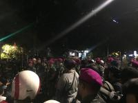 TNI Redam Tensi Massa Aksi 22 Mei di Jalan Sabang