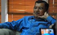 Dikabarkan Bertemu Prabowo, Begini Jawaban JK