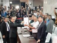 Prabowo-Sandi Gugat Hasil Pemilu ke MK karena Ada Kecurangan Pemilu TSM