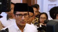 Sandiaga Sebut Prabowo Belum Bertemu dengan Jokowi