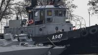 PBB Perintahkan Rusia Bebaskan Kapal Angkatan Laut Ukraina Beserta Para Awaknya