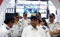 Jelang Arus Mudik, Menhub Minta PT KAI Perhatikan Jalur Rawan Bencana