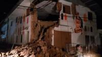 Gempa M8,0 Guncang Peru, Bangunan dan Fasilitas Umum Roboh