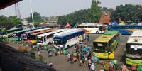 Terminal Kampung Rambutan Tambah 200 Bus untuk Arus Mudik Tahun Ini