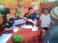 Sopir Bus dan Polisi di Bali Jalani Tes Urine