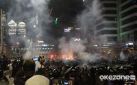 Pembakar Mobil Brimob saat Aksi 21-22 Mei Dibayar Rp300 Ribu per Orang