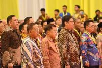 Golkar Dinilai sebagai Salah Satu Partai Pendukung Jokowi yang Paling Solid