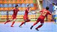 Kalahkan Irak 2-1, Timnas Indonesia Juara Grup D Piala Asia Futsal U-20 2019
