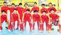Indonesia Hadapi Vietnam di Perempatfinal Piala Asia Futsal U-20 2019