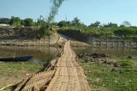 Viral Jembatan Memprihatinkan di Sukoharjo, Bikin Ngeri Lewat