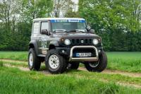 Modifikasi Jimny Gaya Rally Paris Dakkar, Tuner Jerman Habiskan Rp137 Juta