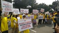 Aksi Massa di MK Bakal Digelar hingga Putusan