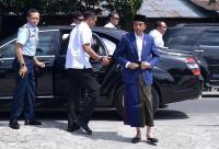 Jokowi Beri Arahan di Rakernas IV PDIP