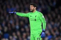 Alisson Tak Sesali Keputusan Gabung Liverpool