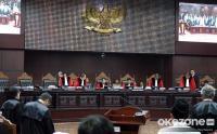 MK Buka Sidang Lanjutan Mendengar Keterangan Saksi dan Ahli Prabowo-Sandi