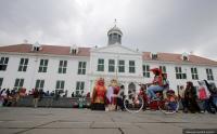 Disparbud DKI Targetkan 2,9 Juta Wisman Berkunjung ke Jakarta pada 2019