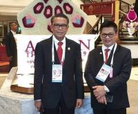 Nurdin Abdullah Dampingi Presiden Jokowi di KTT ASEAN Thailand