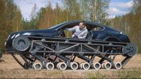 Modifikasi Mobil Seharga Rp8,8 Miliar Bikin Geleng Kepala