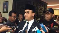 Anies Jawab Usulan Hak Interpelasi soal Penerbitan IMB Pulau Reklamasi