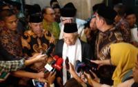 KH Ma'ruf Amin: Kalau Saya Jadi Wapres, Semoga Besok Ada Orang NU Jadi Presiden