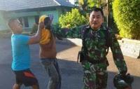 Aksi Kejar-kejaran Begal vs TNI Bak Film <i>Action</i> Buat Heboh Warga Makassar