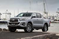 Toyota Australia Tingkatkan Keamanan Model HiLux