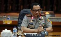 Kapolri Tegaskan Pengamanan Hasil Sidang MK Tidak Gunakan Peluru Tajam