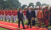 Jokowi Tawarkan Pesawat hingga Lokomotif ke Presiden Argentina
