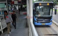 Ada Sidang Putusan MK, Empat Koridor Transjakarta Dialihkan