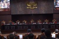 MK Buka Sidang Putusan Sengketa Hasil Pilpres 2019