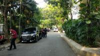 Dikabarkan Akan Kedatangan Jokowi, Begini Suasana Rumah Ma'ruf Amin