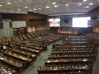 Cuma 85 Anggota DPR yang Hadiri Rapat Paripurna
