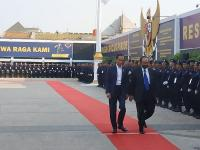 Jokowi Hadiri Pembukaan Sekolah Legeslatif Partai NasDem